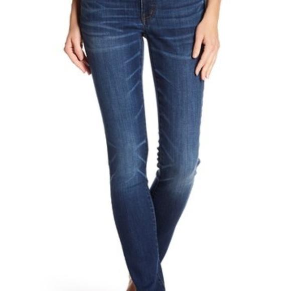 Madewell Denim - Madewell Jeans High Riser Skinny 9' size 24